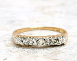 Antique Wedding Rings by Vintage Wedding Bands Etsy
