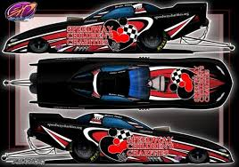 brian thiel u0027s top alcohol funny car to support speedway children u0027s