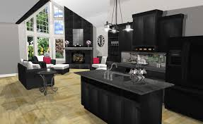 Living Room With Kitchen Design 16 Best Kitchen Design Software Options In 2018 Free Paid