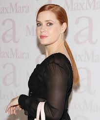 how to diy amy adams ponytail celebrity hairstyle tutorial