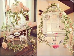 vintage centerpieces 37 unique birdcage centerpieces for weddings