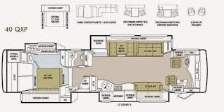 Bus Floor Plans by Tiffin Allegro Bus 40qxp Tiffin Motorhomes For Sale By Owner