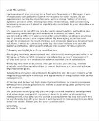 8 business cover letter examples free u0026 premium templates