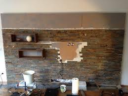 steinwand wohnzimmer platten steinwand wohnzimmer selber machen amazing die besten steinwand