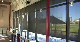 Sun Blocking Window Treatments - window treatments to block sun heat blocking and glare solution