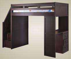 bunk bed with stairs and desk bunk beds with staircase buy bunk