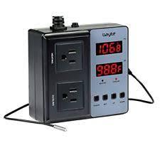 greenhouse thermostat fan control greenhouse thermostat ebay