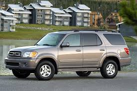 2005 toyota sequoia limited specs 2002 toyota sequoia overview cars com