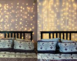 String Lights For Bedroom Bedroom Lights Etsy
