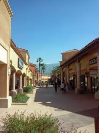 san jacinto from the cabazon outlets cabazon pass