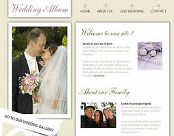 our wedding website 18 free lovely wedding website templates designfreebies