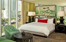 Viceroy Miami One Bedroom Suite W Miami Miami Florida Jetsetter