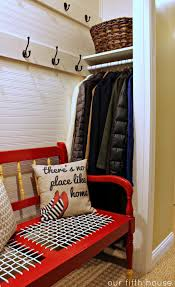 Design A Closet Turning A Hallway Into A Mudroom Our Fifth House