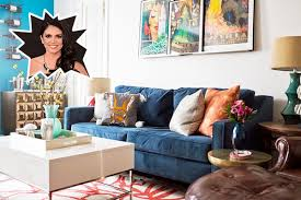 Celebrity Living Rooms Cecily Strong The Coolest Celebrity Living Rooms Lonny