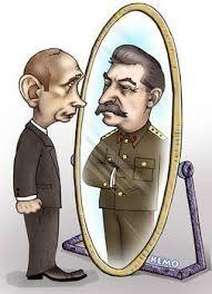 Is Putin a modern day Stalin?