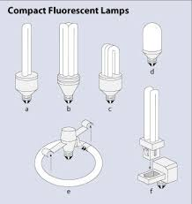 Types Of Lighting Fluorescent Bulbs Egee 102 Energy Conservation