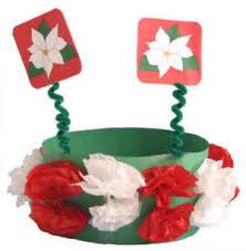 christmas crown or hat