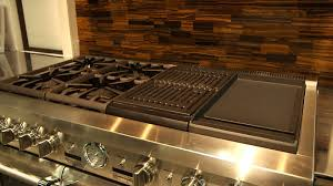 Thermador Cooktop Review Thermador Range Lets You Grill Inside Consumer Reports Youtube