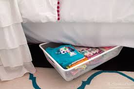ikea under bed storage diy underbed storage ikea hack the heathered nest