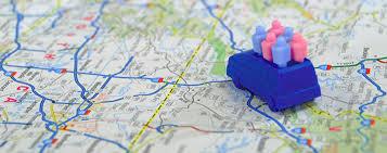 trip map map a trip my