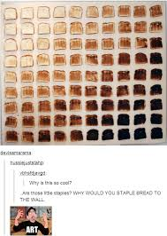 Toast Meme - 90 shades of toast toast art know your meme