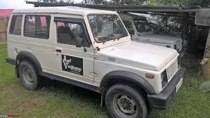 maruti jeep 1996 maruti gypsy mg410w going places page 6 team bhp