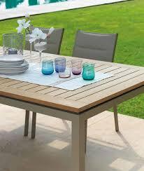 tavolino da terrazzo tavoli da terrazzo allungabili gallery of tavolo da giardino