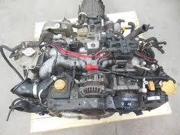 subaru wrx engine turbo 1999 2005 subaru impreza legacy forester engine jdm ej20 sohc ej25