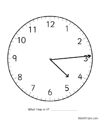 free telling time to the quarter hour worksheets