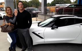 corvette mike dvr alert see mike furman deliver a corvette stingray tonight on