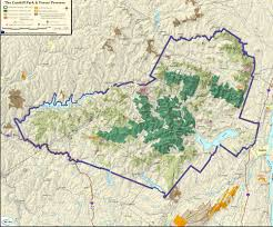 Map Of New York State Parks by Maps Of The Catskill Park
