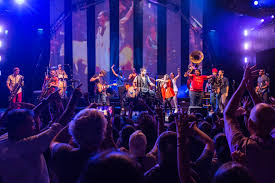 Small Desk Concert by Red Baraat The Best Party Band In Years Npr
