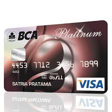 bca gold card bca pilihan kartu kredit bca