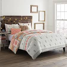 Bedding At Bed Bath And Beyond Anthology Jodhpur Reversible Comforter Set Bed Bath U0026 Beyond