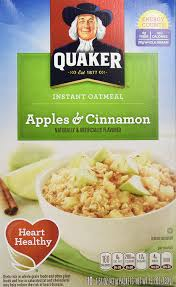 Amazon Com Quaker Chewy Granola Bars Variety Pack 58 Count by Amazon Com Quaker Instant Oatmeal Apples U0026 Cinnamon Breakfast