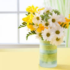 Flower Vase Crafts Dress Up A Vase With Tissue Paper Flower Crafts All You