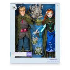 anna kristoff troll wedding doll frozen
