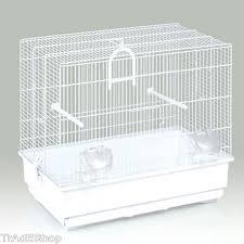 gabbie per canarini gabbia per canarini e piccoli volatili 60x40x30 cm passo rete 0 10cm