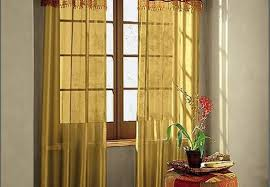 curtains sheer yellow curtains relax rod pocket sheer curtains