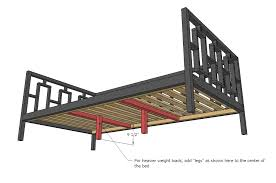 Woodworking Plans For Beds by Ana White Rectangles Day Bed Diy Projects