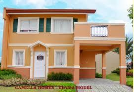 Elaisa Model House Dmci Homes Philippines