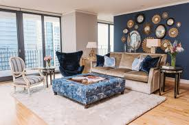 blue and yellow decor home design living room remarkable of blue and yellow for 81