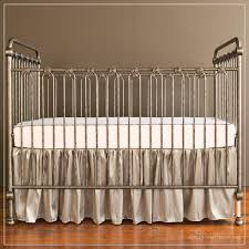 Bratt Decor Crib Joy Baby Crib Pewter Iron Crib Iron And Nursery