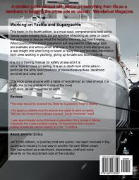 working on yachts and superyachts a guide to working in the