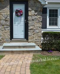 Colors For Front Doors by Choosing A Color For Your Front Door Exquisitely Unremarkable