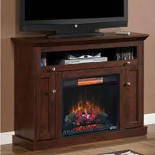 Infrared Electric Fireplaces by Windsor Wall Or Corner Infrared Electric Fireplace Media Cabinet
