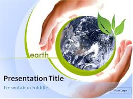 templates powerpoint earth download caring about the earth powerpoint template