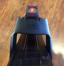 burris fastfire iii red dot 3 moa adjustable red dot for fn57 or