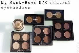 Satin Hair Color Chart Must Have Mac Neutral Eyeshadows