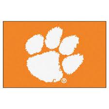 clemson tigers starter door mat 19